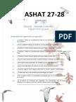 Parashat Tazría y Metzorat # 27, 28 Adol 6018