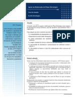 Mba [UNIESP] - FGV - Elaboracao de Plano Estrategico