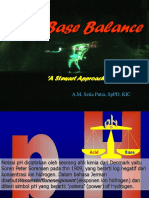 Acid Base Balance Stewart Approach