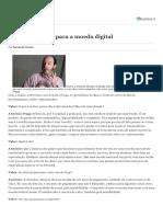01 - Arminio Fraga 180119 - Mundo Caminha Para a Moeda Digital