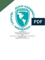 Análisis de Diferencia Entre Informática Juridica y Derecho Informático
