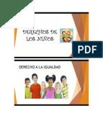 Fernanda Derechos Del Niño