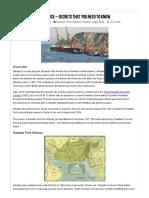 Gwadar Port Importance