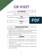 Job Sheet Apn (Ujian Praktek)