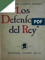 CAMPOS HARRIET Los Defensores Del Rey