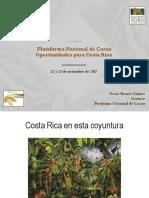 Cacao en Costa Rica - Oscar Brenes
