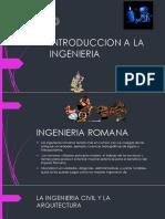 ingenieria romana