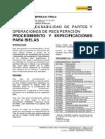 SSBF8064-01-FESAA - Biela - Procedimiento y Especificación