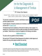 TRI Tinnitus Flowchart