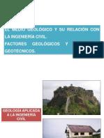 12º Clase - La Geologia e Ing Civil