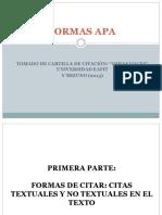 Normas APA, Citas en El Texto y Lista de Referencias (1) (1)