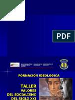 Valores Socialismo Del Siglo Xxi Aviacion Militar Bolivariana