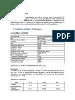 Programa Forestal