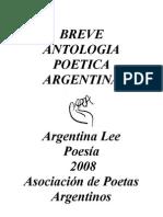 Antologia poetica ARG