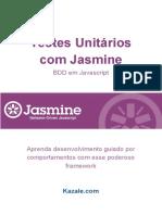 Testes Unitários Com Javascript e Jasmine