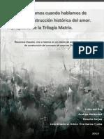 El Amor Desde La Historia Antigua