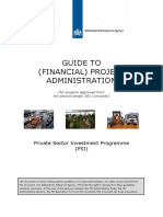 PSI Guide to Financial Administration 2011-II Onwards