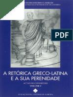 A Retórica Grego-Latina