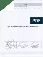 Gsan-1.3!7!01 Elaboración de Cartas de Acuerdo Ats