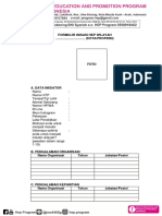 HEP Form Inisiator Wilayah-1