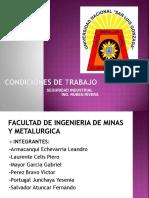CONDICIONES DE TRABAJO GRUPO 1.pptx