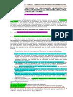 Tema 15 - Los Servicios de Info Admva