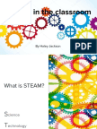steam in the classroom