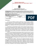PARECER+HOMOLOGADO+HORA+ATIVIDADE