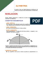 CAPITULO  4  (NIVELACION)