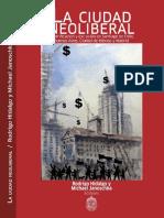 Hidalgo y Janoschka La Ciudad Neoliberal