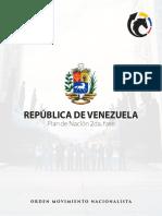 Plan de Nación 2da Fase