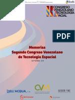 Libro de Memorias IICVTE 2018