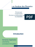 Analyse en Composante Prinicpale