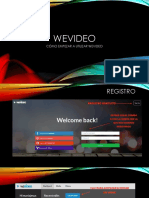 Wevideo Tutorial