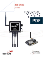 Waspmote Sdcard Programming Guide