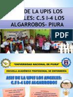 Asis de La Upis Los Ángeles 2018