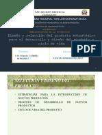 Diseño y Selecion Del Producto
