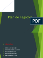 Plan de Negocio chanchamayo