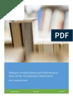 VCAP6-DataCenter Virtualization Deployment Study Guide