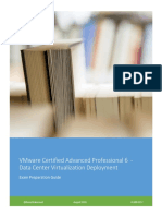 VCAP6-DataCenter Virtualization Deployment Study Guide