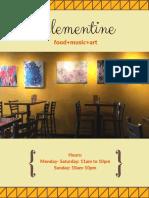 clementine menu redesign  4