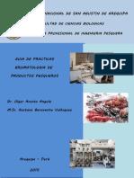 Guia de Practicas Bromatologia de Productos Pesqueros 2014