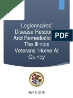 Quincy Legionella Report 4-6-18