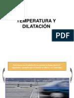 03 Termometria Temperatura y Dilatacion