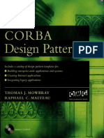 CORBA Design Patterns