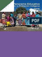 Panorama Educativo en Mexico Indigena