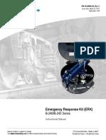 b 240 b 243 Emergency Response Kit (Erk) Manual