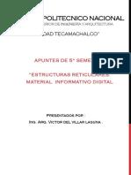 Estructuras 5to Esia Tecamachalco
