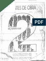 Norberto Cussi - Apuntes de obra 2.pdf