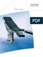 Magnus Surgical Table Systems Brochure en Us